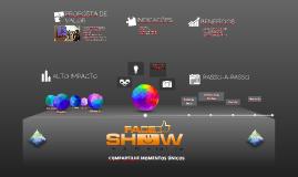FaceShow - Compartilhe Momentos Únicos