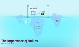 The Importance of Values