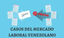 MERCADO LABORAL DE VENEZUELA