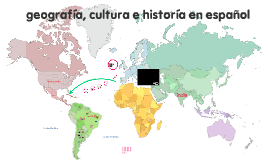 geografía, cultura e historia