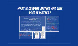 What is STudent Affairs And Why Does it Matter?