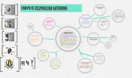19/6 EQUIPO DE RESPIRACION AUTONOMA