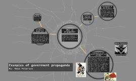 Examples of government propaganda
