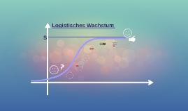 Copy of Logistisches Wachstum