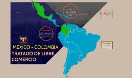 MEXICO - COLOMBIA