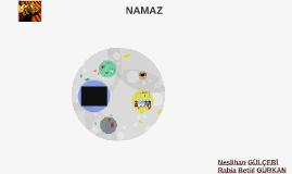 Copy of             NAMAZ