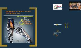 Proxectos de Ciencia na aula_Marzo 2015