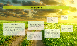 Aftershock By:Kelly Easton