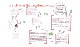 A History of the Canadian Census