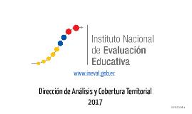 Estructura_Dirección de Análisis y Cobertura Territorial