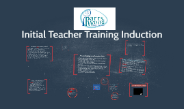 Copy of Initial Teacher Training Induction
