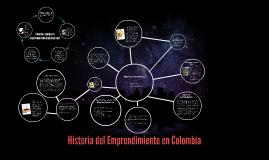 Historia del Emprendimiento en Colombia