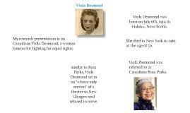 Copy of Viola Desmond