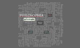 Copy of Antropología Filosófica - Introducción