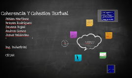 Copy of COHERENCIA Y COHESION TEXTUAL