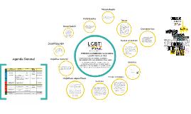 Presentación Congreso Nacional LGBTI por la Paz