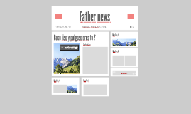 Father news
