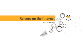 2018 Science on the Internet