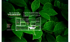 Copy of Proyecto Bar Sustentable