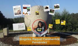 Ángeles Raquel Carabantes Fernánde