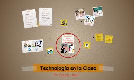Technología en la Clase