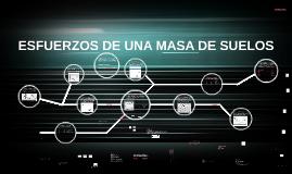 Copy of ESFUERZOS DE UNA MASA DE SUELOS