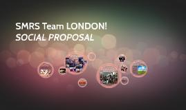 SMRS Team LONDON!