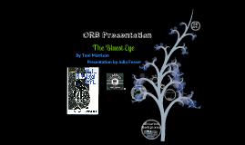 ORB Presentation