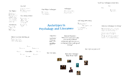 Archetypes in Psychology and Literature
