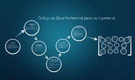Estructura del Código de Ética
