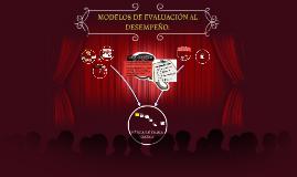 MODELO DE EVALUACIÓN DE DESEMPEÑO 360°