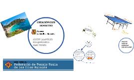 CREACIÓN CLUB DEPORTIVO