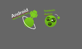 Instalacion Android Raspberry Pi3