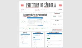 SÃO BORJA - Apresentação 28/07/2017