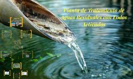 Planta de Tratamiento de Aguas Residuales con Lodos Activado