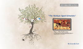 Mexico´s Sport Structure