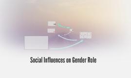 Social Influences on Gender Role