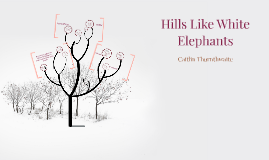 "essay on hills like white elephant I believe that hemingway's writing in ""hills like a white elephant"" is good writing it is hemingway's style to write in vague conversations and nondescript."