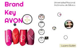 Brand Key AVON