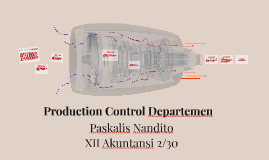 Production Control Departemen