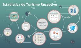 Estadística de turismo receptivo