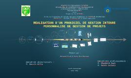 Présentation PFE ERP