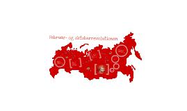 Februar- og oktoberrevolutionen