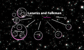 Copy of Lazarus and Folkman
