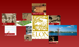 College Research Project: Elon University