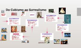 Do Cubismo a arte moderna no brasil