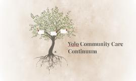 Yolo Community Care Continuum
