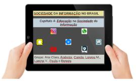 SOCIEDADE DA INFORMAÇÃO NO BRASIL