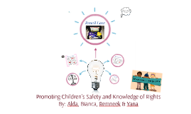 Promoting Children's Safety and Knowledge of Rights