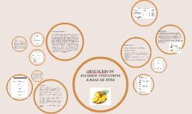 Copy of OBTENCION DE ALCOHOL INDUSTRIAL A BASE DE PIÑA